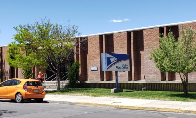 Salida CO Post Office; Observed and Overheard