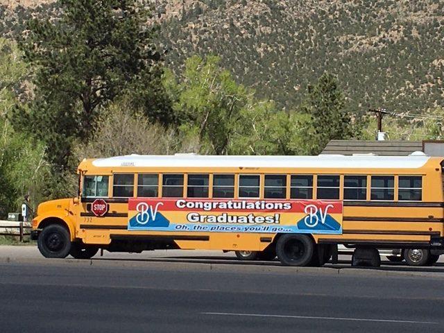 Driving to Graduation, Buena Vista High School Finds a Special Way to Honor Graduates