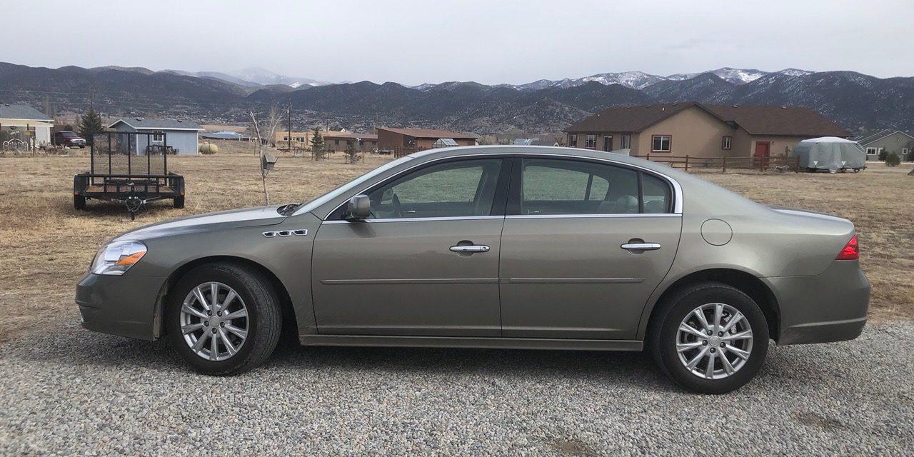 2011 Buick Lucerne CXL for sale