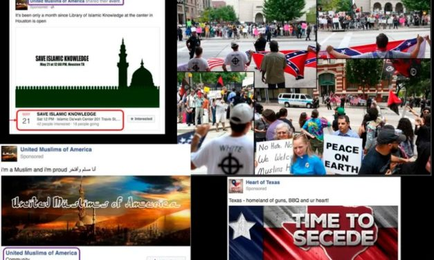 Protestors, social media influencers and their followers provide opportunities for America's enemies