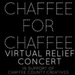 Chaffee for Chaffee to Host First Virtual Concert on Friday May 22 Benefiting Local Musicians and Small Businesses