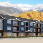 New 48-Unit Affordable Housing Unit Approved by the City of Salida