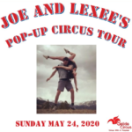 Salida Circus to Host Joe and Lexee's Pop-Up Circus Tour on May 24