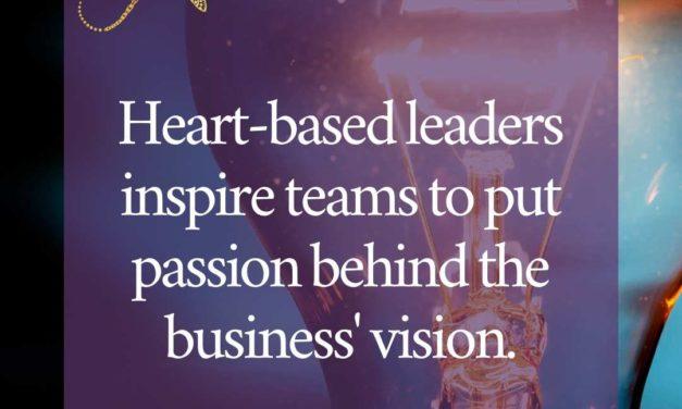 The Power of WE:Women Entrepreneurs leading from the heart