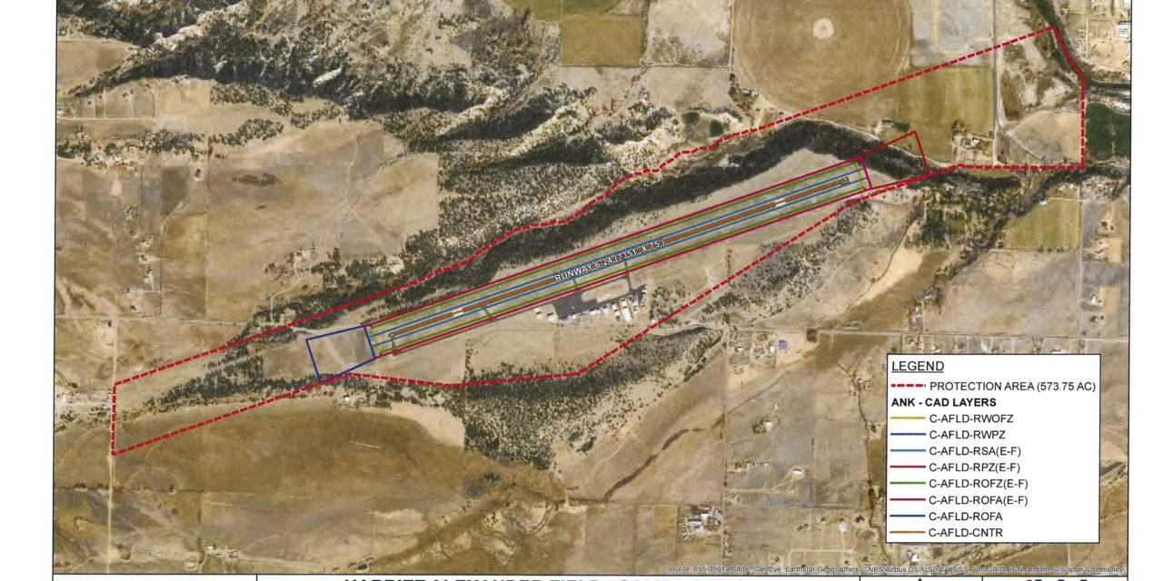Salida Airport Overlay District Plan Moving Forward
