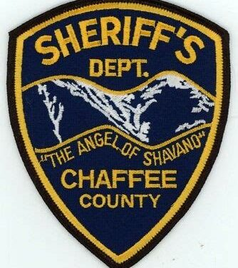 Chaffee Sheriff's Office Plans to Strengthen Resources Ahead of Inauguration Day
