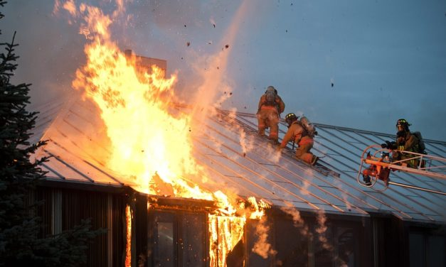 Structural Fire North of Buena Vista Claims Two Lives