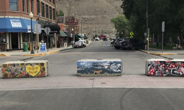 Salida's F Street to Remain Closed to vehicles until November 1
