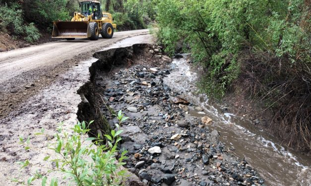 Monsoon Rains Bring Damage to Decker Burn Area, Chalk Creek Dip Flows