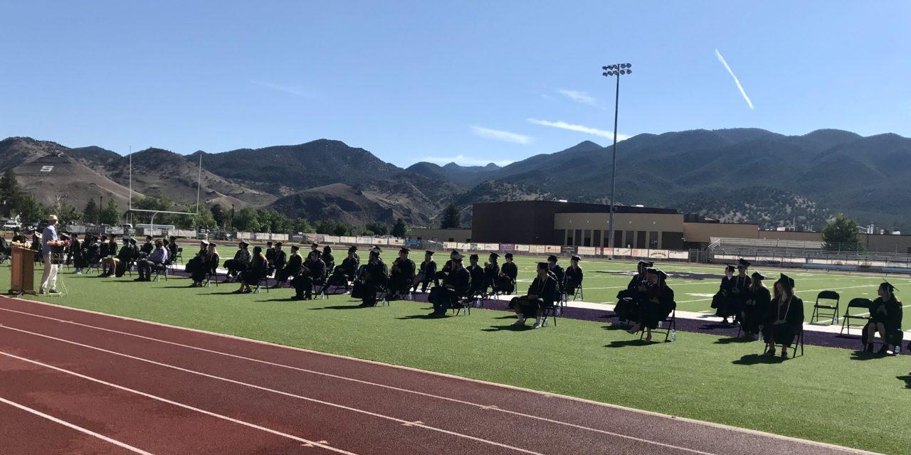 Celebrating the 2020 Salida High School Graduates
