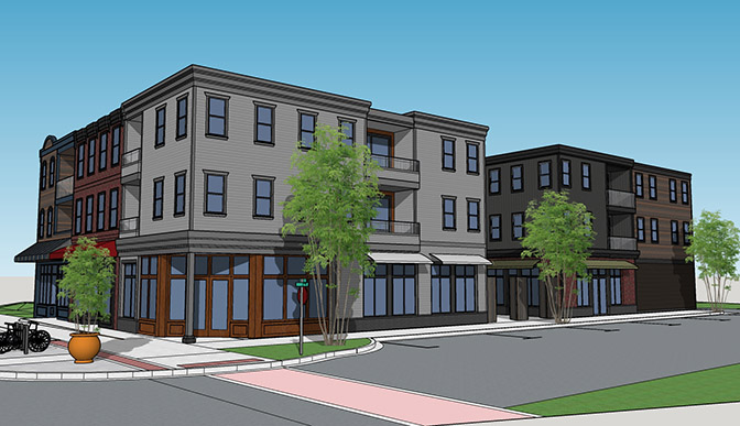 BV's South Court Social targets groundbreaking in the fall