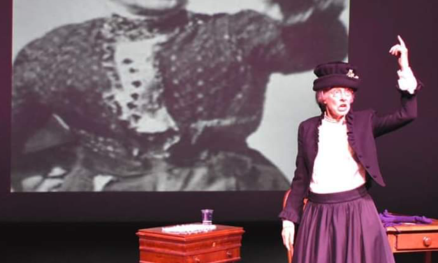 "Tickets Remaining for July 16 Show at the Steamplant; ""Mother! The Story of Mother Jones"""