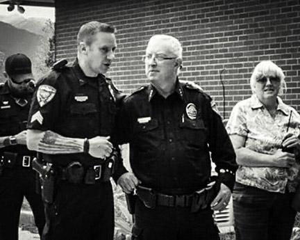 Dean Morgan comes on board as Buena Vista police chief