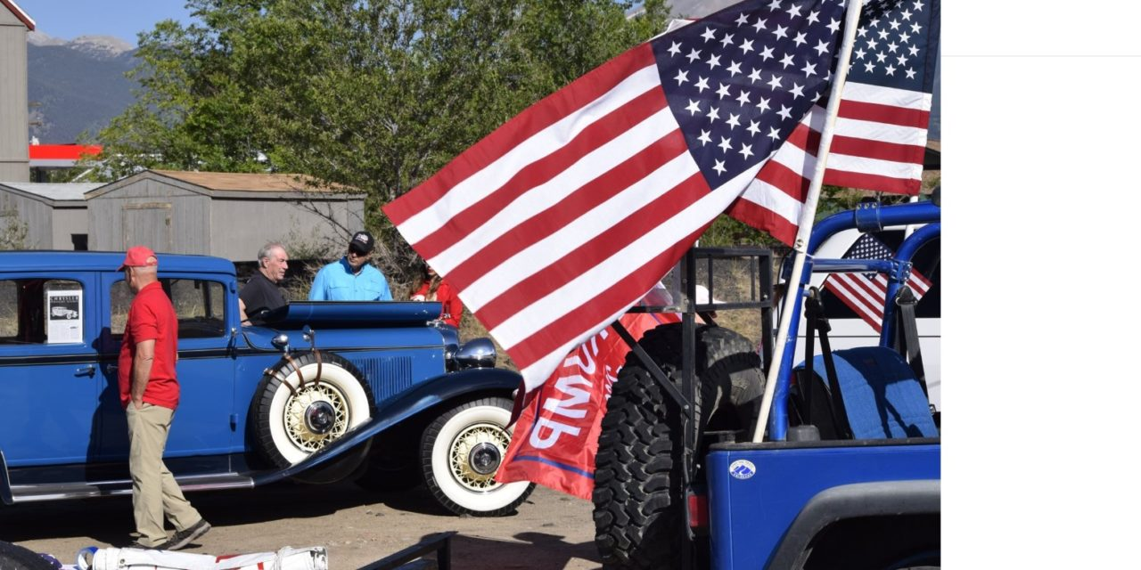 """""""Something"""" Happened on July 4 in Buena Vista. What Was It?"""