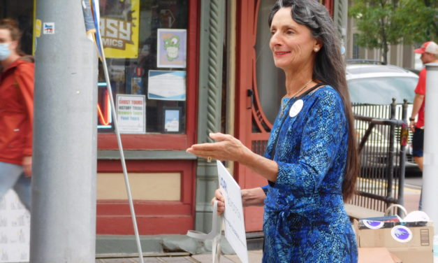 Salida Women's Equality Day event draws four women candidates for local offices