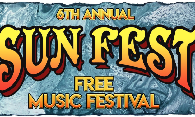 SunFest Music Festival to be Held August 7 and 8 in Salida's Riverside Park