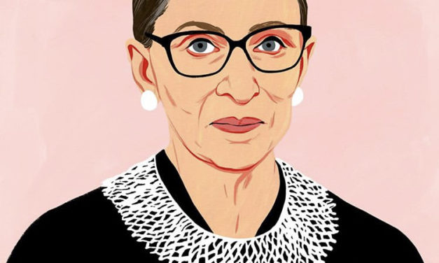 We Won't Lose What she Stood for: Millennials and Generation Z's Emotional Farewell to RBG