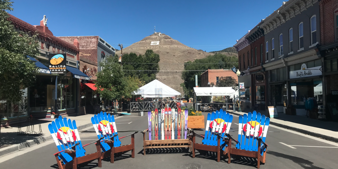 Salida Business Alliance Discusses Opening F Street To Pedestrians For Summer 2021