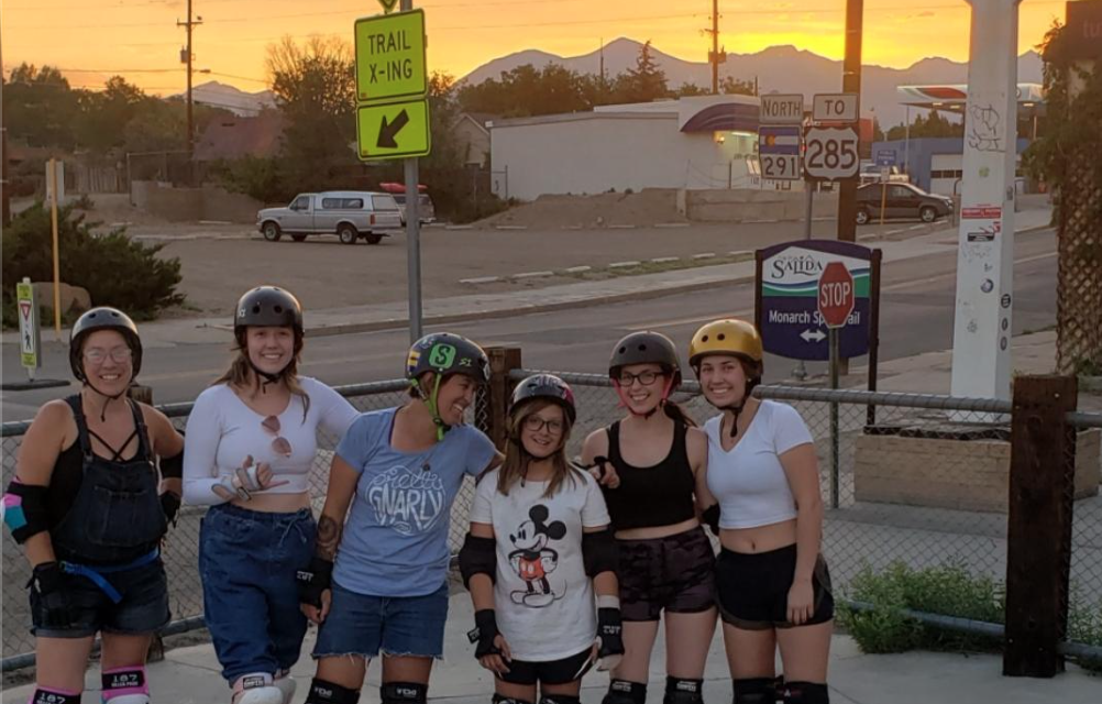 New Skate Club Taking Salida by Storm