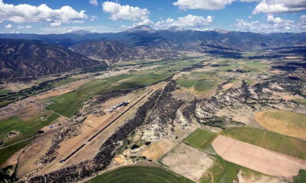 More Delays on Establishing the Salida Airport Overlay District