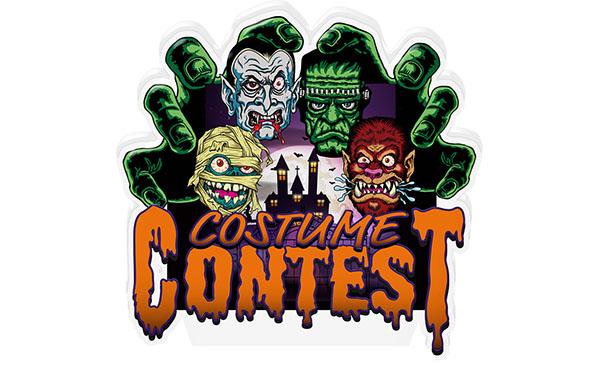 Invitation to Ark Valley Voice's Halloween Virtual Costume Contest