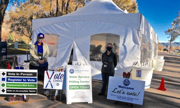 Clerk's Report: How often is the voter registration database updated?