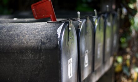 Reports of Vandalism to Mailboxes as Yet Unconfirmed