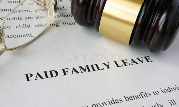 2020 Ballot Prop. 118 Paid Family and Medical Leave Program