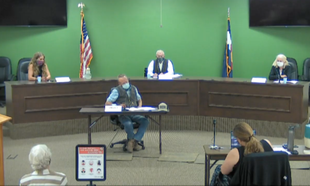 Ark Valley Voice Commissioner Candidate Forum: 'Democracy Should be Proud'