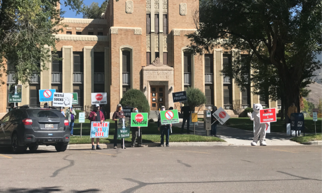 Protest Planned Ahead of BoCC's 1041 Permit Conditions  Discussion