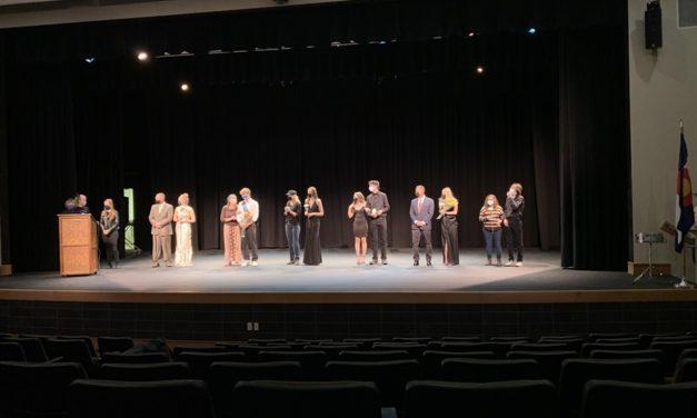 Salida High School's 2020 Fall Court