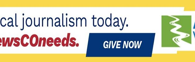 Today is Giving NewsDay, and the start of the Ark Valley Voice NewsMatch Grant Challenge