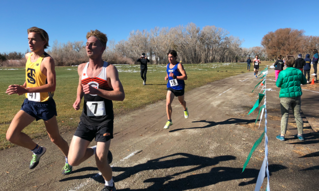 CMC Cross County Teams Place Second in NJCAA Region IX Championship