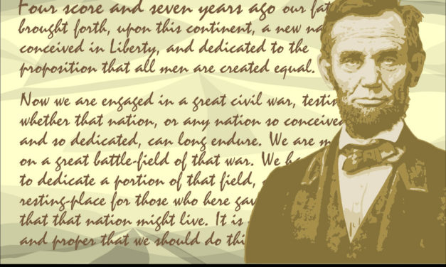 Our Voice: This is How Far We Are From the Gettysburg Address