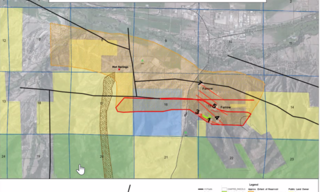 Poncha Springs' Possible Geothermal Future