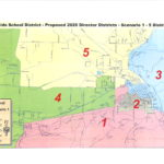 Salida School Board Discusses Land Acquisition and Approves Revision of District Boundaries