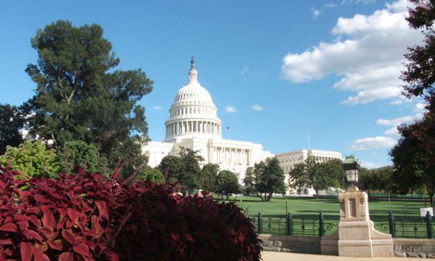 """Breaking News: """"We've Been Attacked"""", Incident at the U.S. Capitol"""