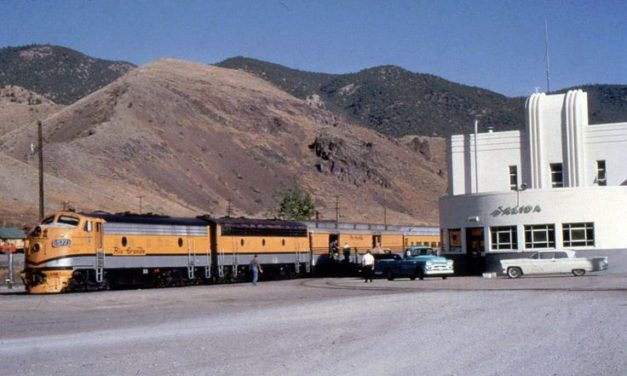 Colorado Midland & Pacific says it isn't going to haul oil over Tennessee Pass