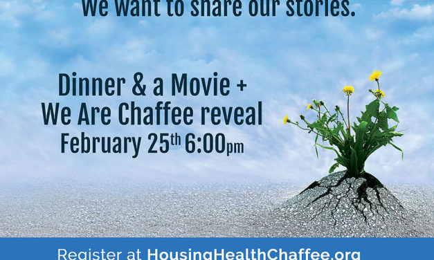 We Are Chaffee Hosts Stories of Resilience Movie Event