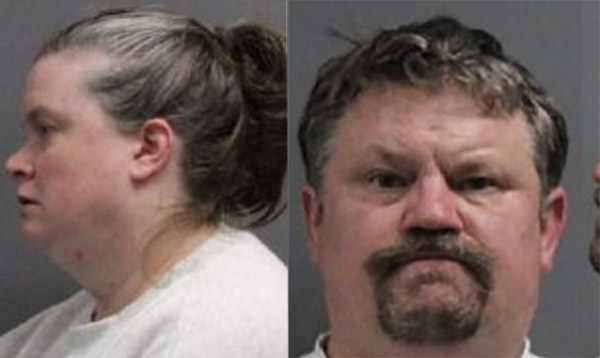 Lake County coroner, wife, charged with felony tampering with deceased body; Chaffee coroner called in to assist office