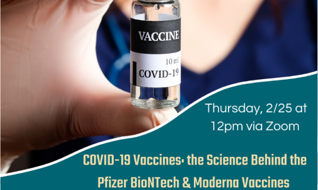 CCPH Lunch and Learn on COVID-19 Vaccines