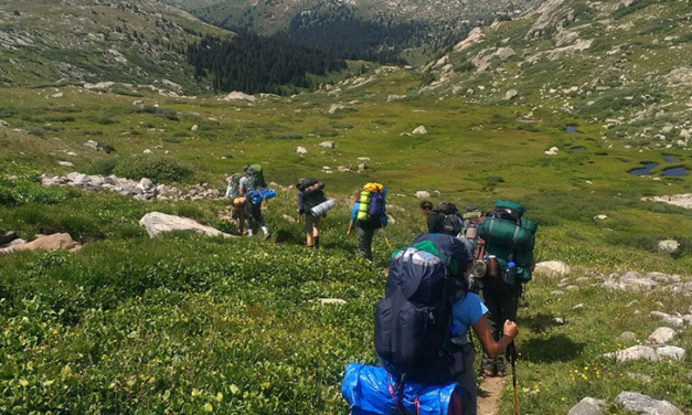 CMC Promotes Sustainability and Outdoor Leadership Education For All