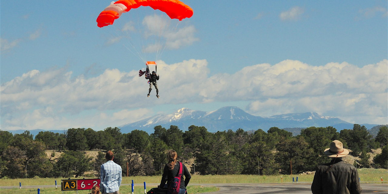 Salida Airport Advisory Committee Hears June Air Show Plans