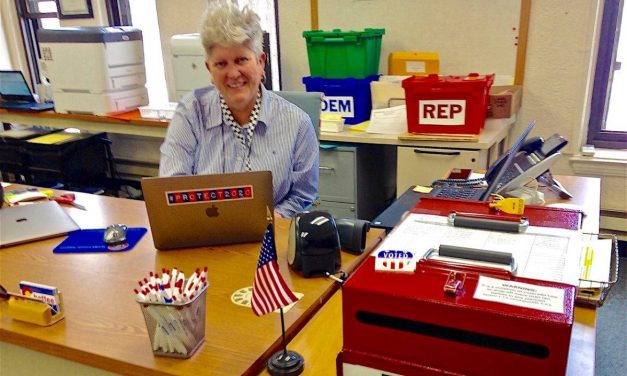 Chaffee County Clerk Mitchell Recognized as Certified Elections/Registration Administrator