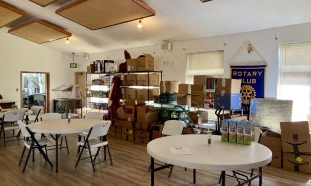 Salida Community Food Distribution on October 6