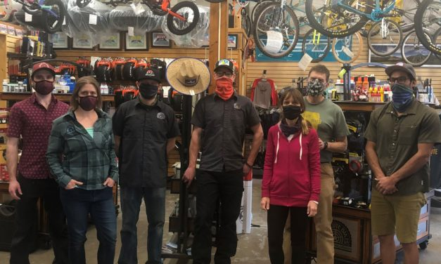 "Absolute Bikes Receives Chaffee's Got Heart Community Spotlight using its ""hands in pockets looking"" Philosophy"