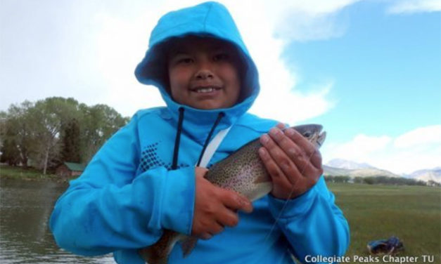 Free middle school Stream Explorers program in BV teaches fishing and aquatic systems