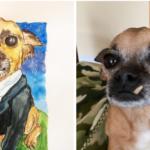 Ark-Valley Humane Society's Good Pet/Bad Pet Portrait Fundraiser Now Live