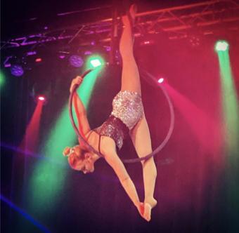 Durango Circus's Cynthia Johnson to be Guest Instructor at Salida Circus