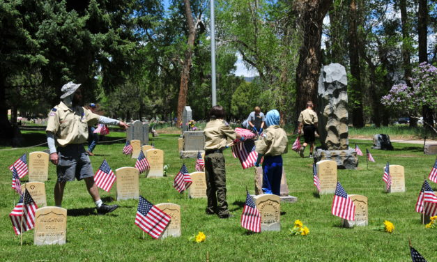 Memorial Day 2021 Preparations and a Civics Lesson